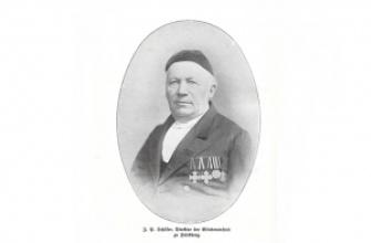 Wer ist Johann Peter Schäfer